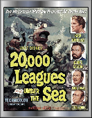 20000 Leagues Poster