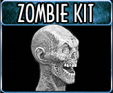 ZOMBIE KIT BUTTON